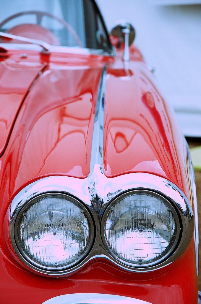 Le Mans Classic 2012 - Chevrolet Corvette