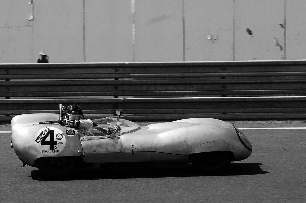 Lotus Eleven - Le Mans Classic 2010