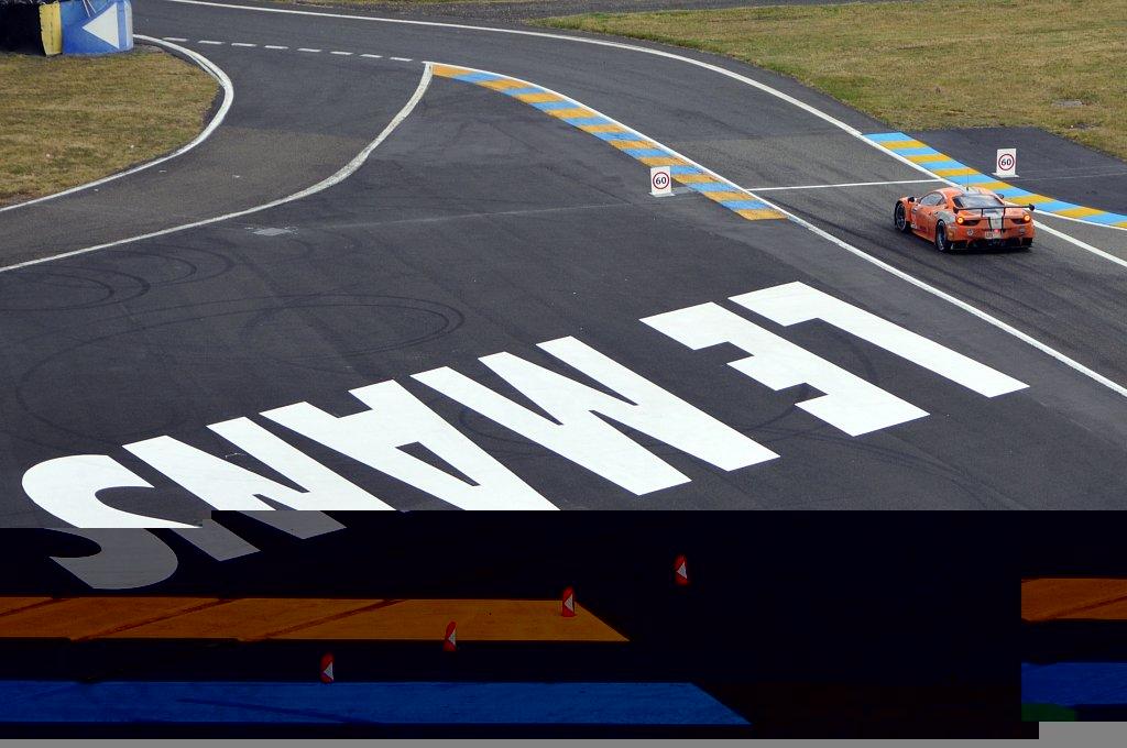 FERRARI 458 ITALIA - N°90 - 8 STAR MOTORSPORTS - 24 heures du Mans 2014
