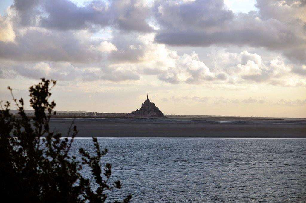Le Mont Saint Michel - Août 2014