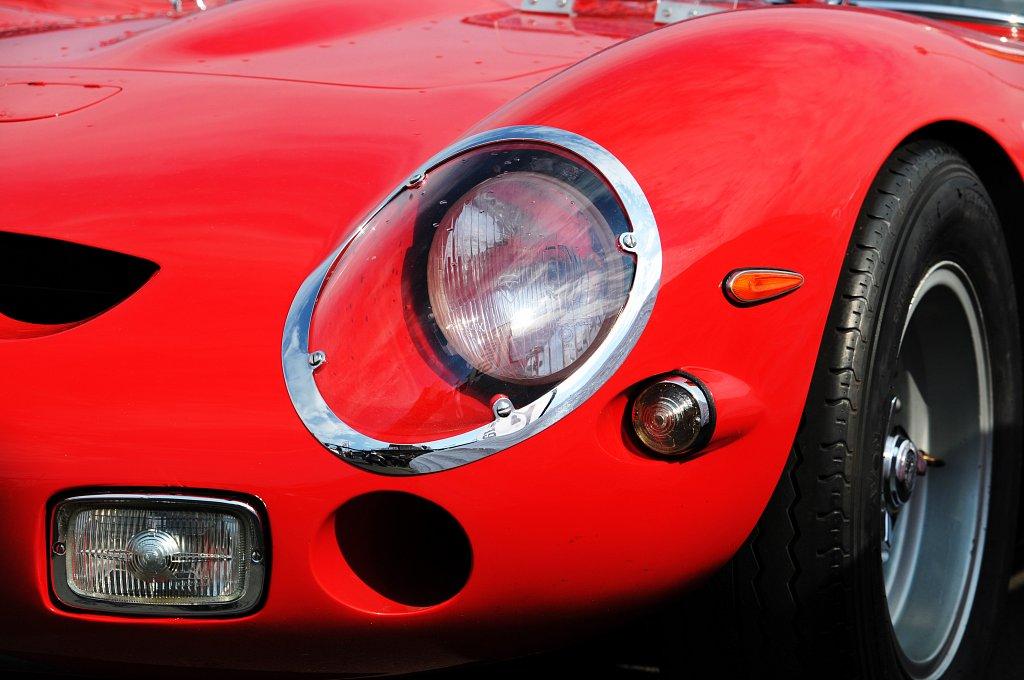 Ferrari 250 GTO 1962 - Le Mans Classic 2014