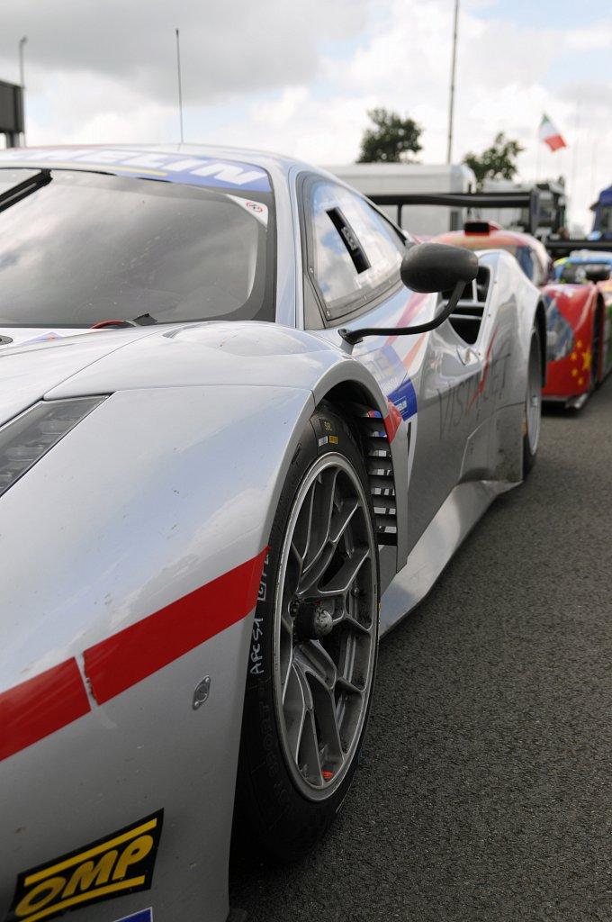 Road to Le Mans 2016 - Ferrari 488 GTE N°51